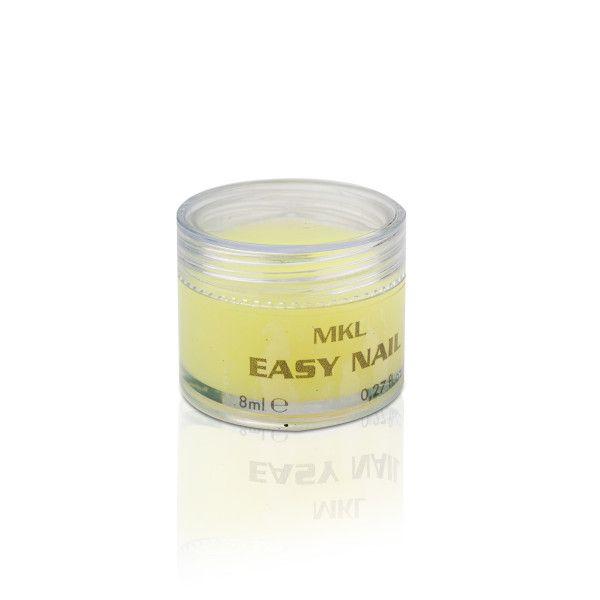 easynail Cera naturale a base di limone per idratare unghie e cuticole.