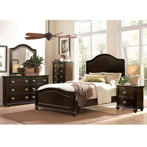 I Really Like The Look Of This Bedroom Set Riversedge 7 Pc Avenues Bedroom Group Hmm Ideas