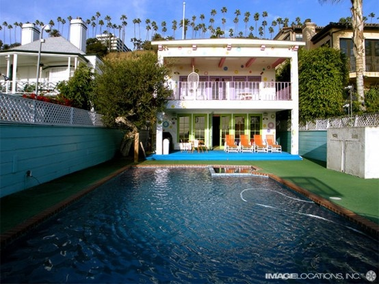 New inspiration: Extremely Colorful Beach House by New Inspiration Home Design, via Flickr