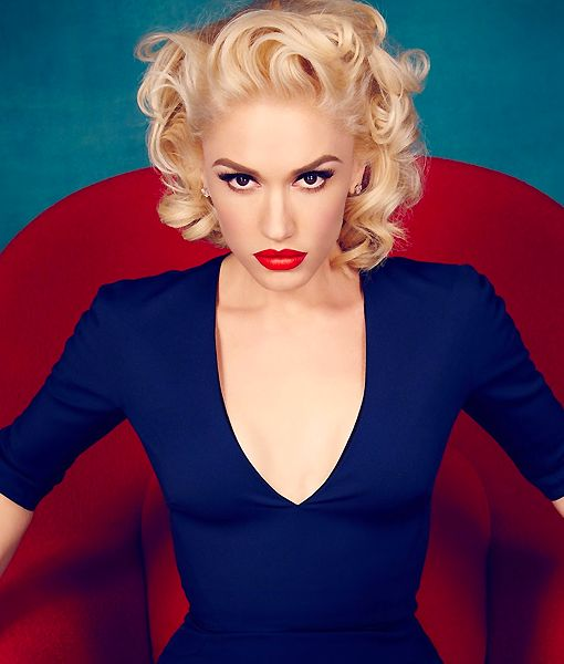 GWEN STEFANI - cherry-onn: Make Me Like You photoshoot.
