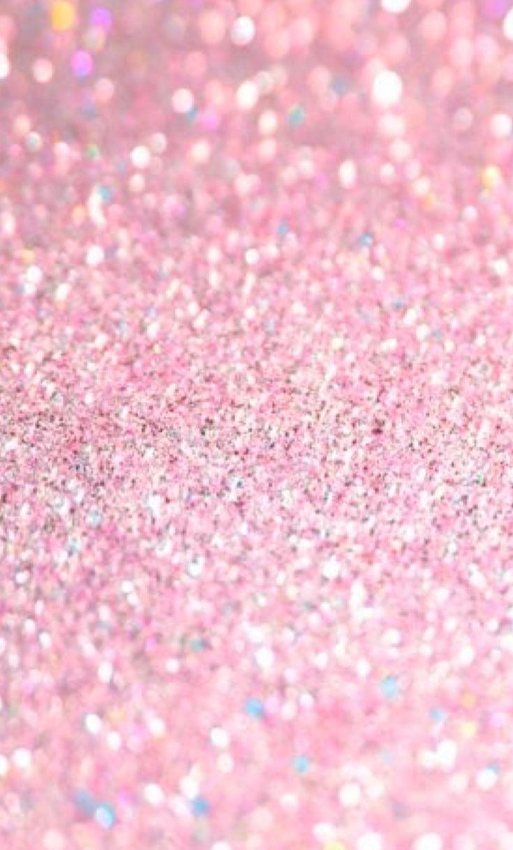 Glitter rosa