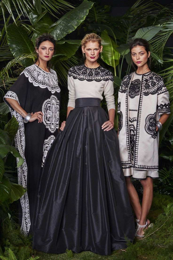 Naeem Khan Resort 2016 - Collection - Gallery - Style.com