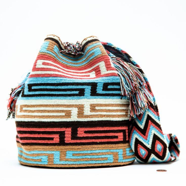 Cabo Wayuu Bag