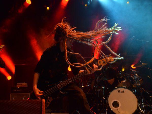 Kuolemanlaakso - Circus, Helsinki 10.5.2014