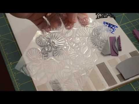 Video: Mokume Gane Pendant Technique - #Polymer #Clay #Tutorials