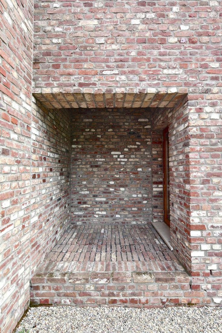 Alvaro Siza | Galería de Arquitectura para el Museo Insel hombroich | Neus: Alemania | 2006 - 2008