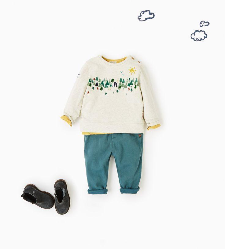 -SHOP BY LOOK-Baby boy-Baby | 3 months - 3 years-KIDS | ZARA United States