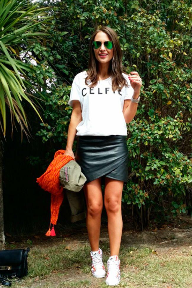 Copia el look de Paula Echevarría con la colección primavera verano 2015 de Zara. Modalia | http://www.modalia.es/celebrities/6988-paula-echevarria-low-cost-zara.html #Modalia #fashion #moda #zara #tendencia