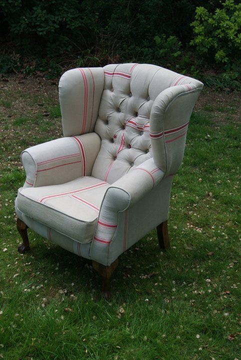 This Is A Mangle Cloth Chair If Youu0027d Like To Learn A Bit More