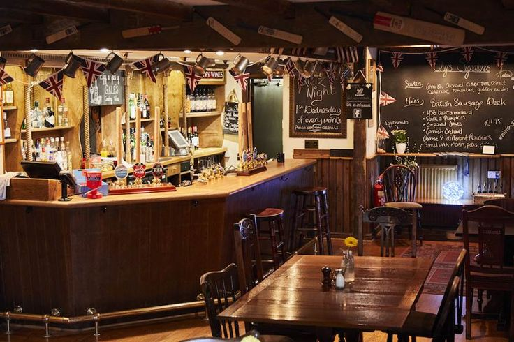 Hampshire - The Bat & Ball - The Bat & Ball, Clanfield Pub and Restaurant Image Gallery
