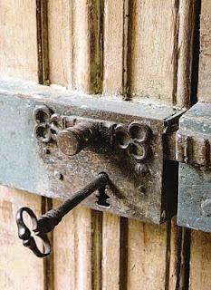 Lock & key.