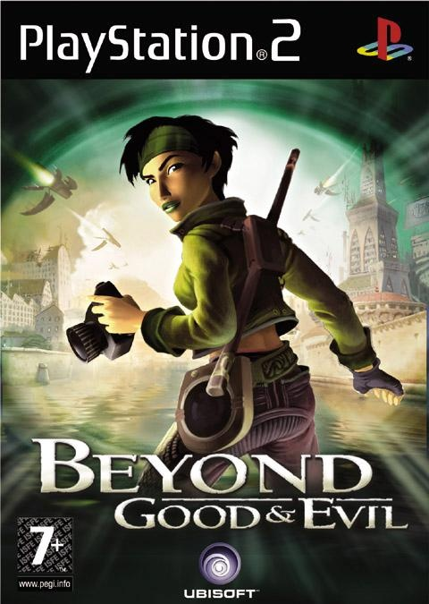 I know this was before but I had to include this. Beyond Good and Evil  reminds me of a simpler time, when video games could have a great plot and  fun ...