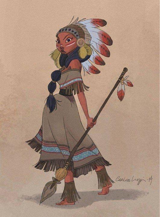 Character Design Ma : Karakter kıyafetleri kızılderililer character outfit