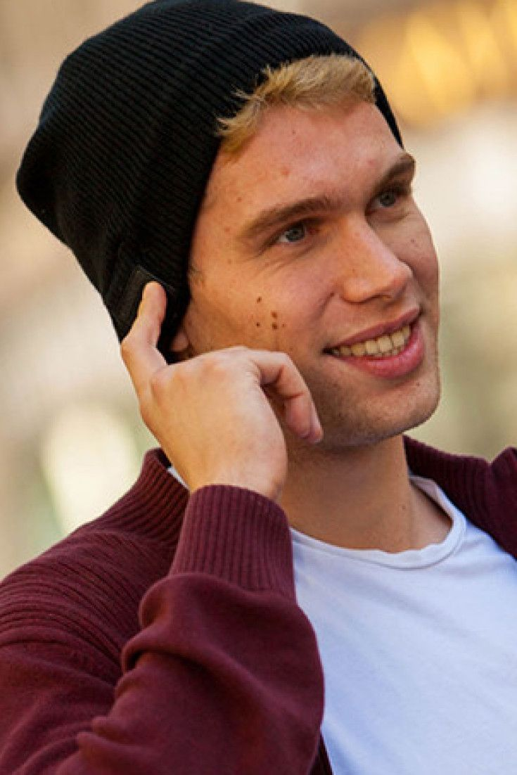 'Bluetooth Beanie' Is The Future Of Hipster Headwear muscialnames.com #music #gadgets #inspiration