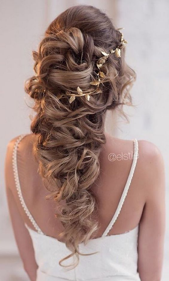 long hair style pictures 1000 images about wedding hairstyles on deer 4720 | c4720f57be5c0da6f57f1bbb4fcf7d50