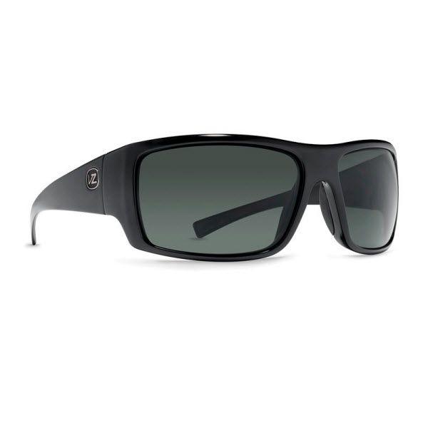 #VonZipper #Sunglasses Black Frame with Grey Lens