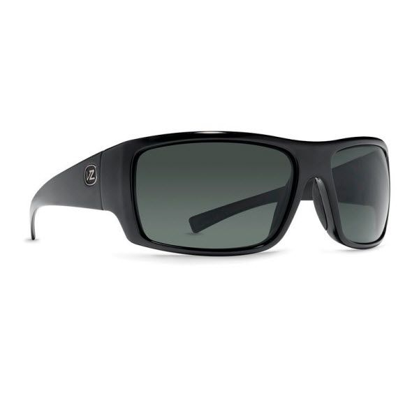 #VonZipper #Sunglasses Black Frame with Grey Lens