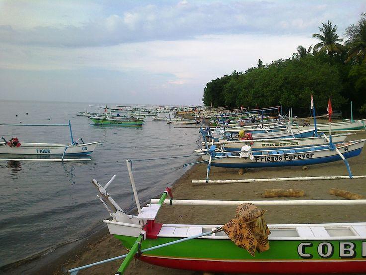 Singaraja Lovina Beach Buleleng, Bali