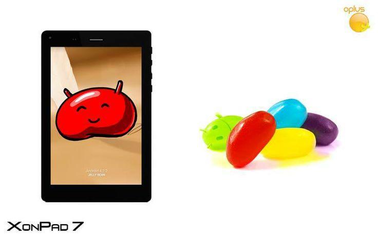 Oplus XonPad 7 3G Android Jellybean 4.2.2 tab