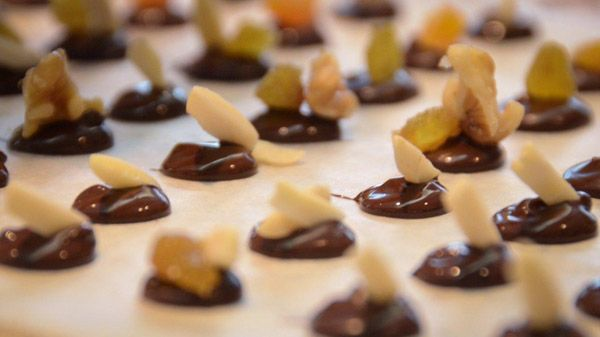 Deliciousness at the New Zealand Chocolate Festival 2013 - Credit to Chryseis Santos