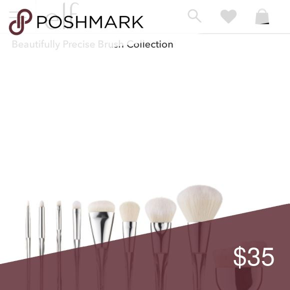 ISO: Elf Brush Set Searching for this elf brush set. Only buying new unused condition brushes. ELF Makeup Brushes & Tools