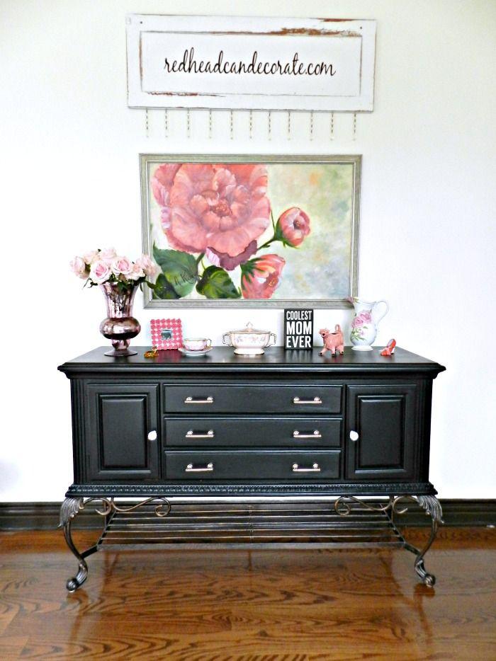 Klicka här för den här fria DIY hem förbättring guide (tutorials ingår) från populära DIY heminredning bloggare Julie Fiato från redheadcandecorate.com.
