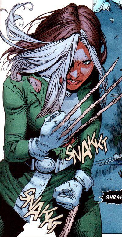 Rogue | #comics #marvel #rogue