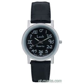 Часы Математика Хром mathematics, Watch for children. Lovely children's watch. Made in Russia. Delivery.