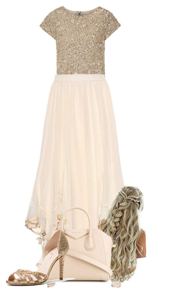 """""""Sunday Morning Outfit"""" by grace-food-lover ❤ liked on Polyvore featuring Alice + Olivia, Chloé, Givenchy and Kate Spade"""