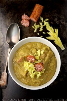Dutch split pea soup (erwentensoep or snert) Recipe - Cook Sister