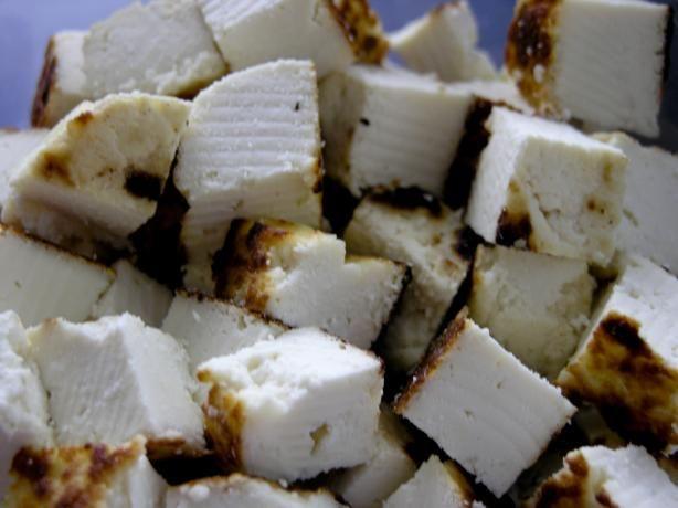 """Juustoleipä - Finnish """" Squeaky"""" Cheese"""