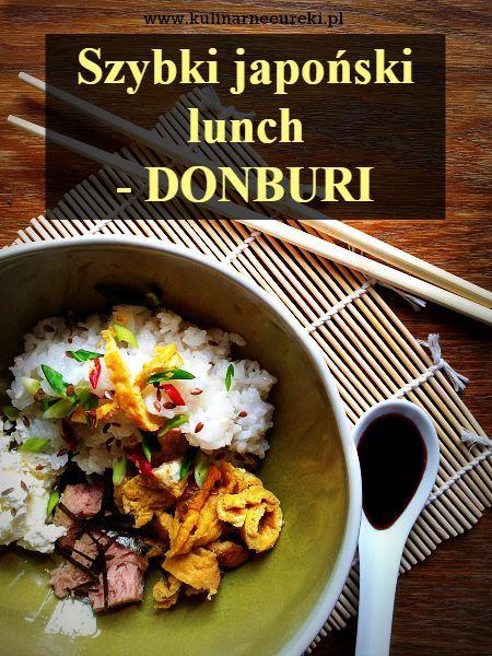 Szybki lunch japonski - tytul