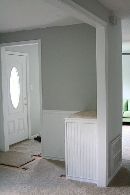 Benjamin Moore's Alaskan Husky 1479 gray, taupe, even blue — while remaining neutral    Read more: Bedroom Paint Color Ideas - Benjamin Moore Gray Paint - Country Living