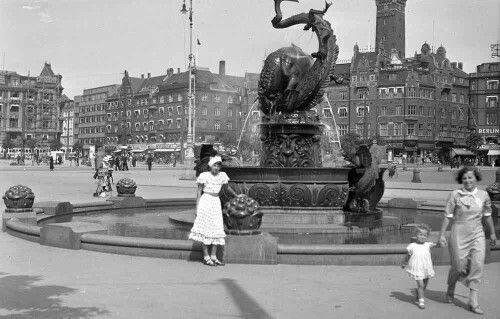 Rådhuspladsen 1937