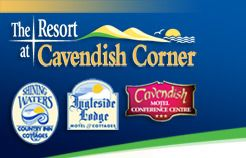 The Resort at Cavendish Corner, PEI - Shining Waters Executive Cottages, Luxury Cottages- Awesome stay!