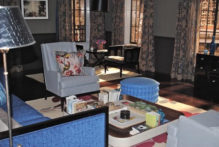 """Лучшие дизайнерские находки - Нью-йоркская квартира Керри Бредшоу из """"Секса в большом городе"""""""