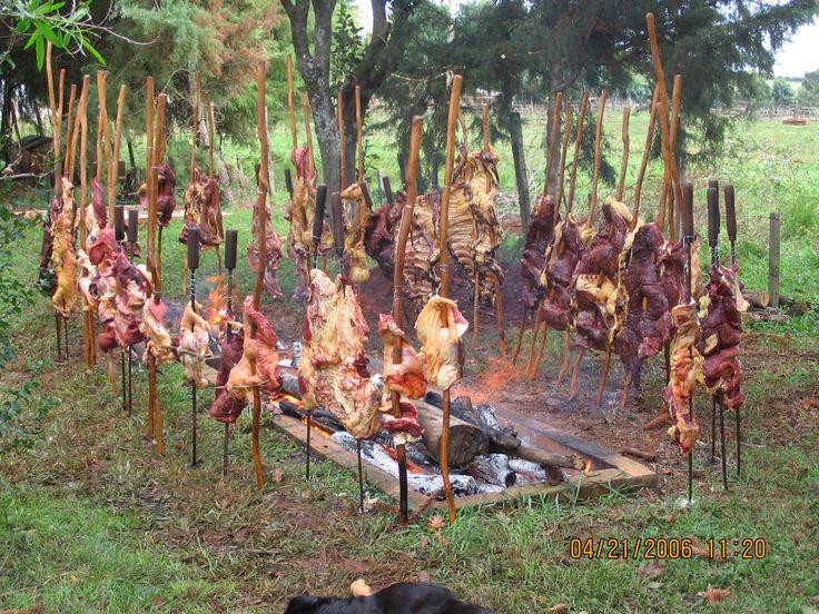 Gauchos BBQ. Brazil.