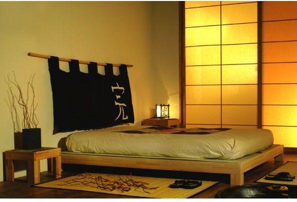 déco japonais | Disponible en nombreux coloris, le lit tatami existe en 4 dimensions ...