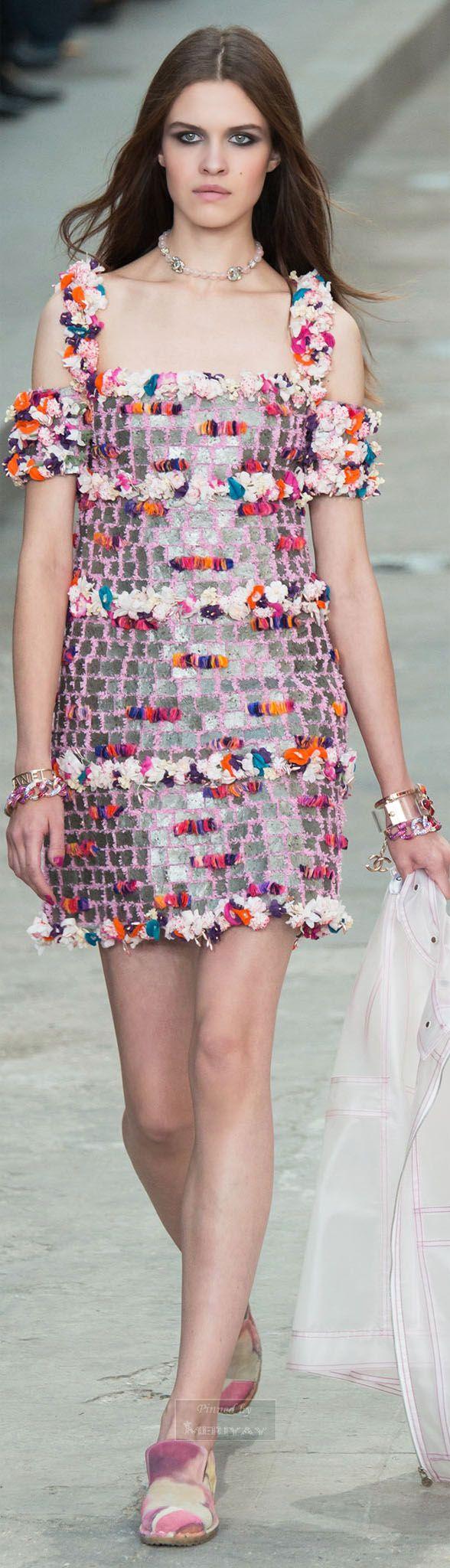 Fashion In  Spring