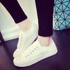 Wanita Mode Sneakers Kasual Sepatu kanvas Olahraga Sepatu Women's Fashion Sneakers Casual Canvas Shoes Sports Shoes