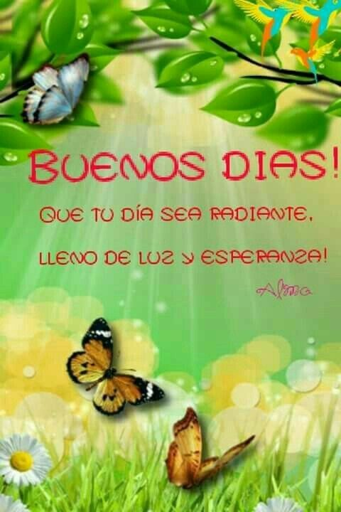 Buenos Dias  http://enviarpostales.net/imagenes/buenos-dias-1086/ Saludos de Buenos Días Mensaje Positivo Buenos Días Para Ti Buenos Dias