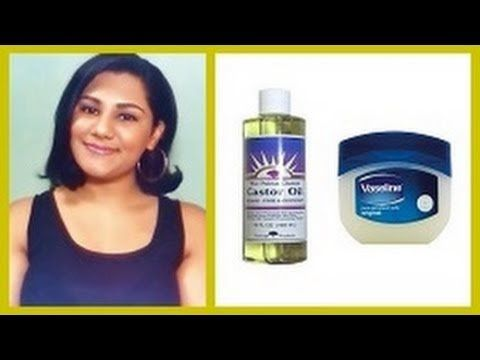 Castor Oil For Eyebrow Regrowth