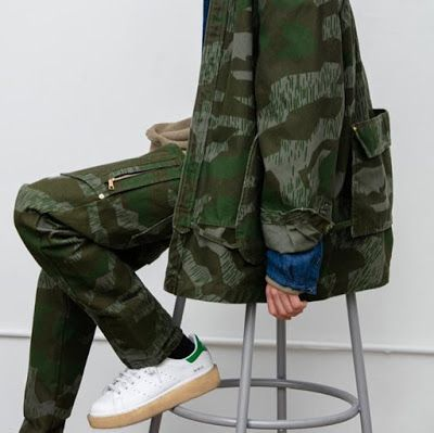 Tie-Xue-Yan-Yun-Shi-Ba-棋™: #424 Links With #MrCompletely for adidas Origin...