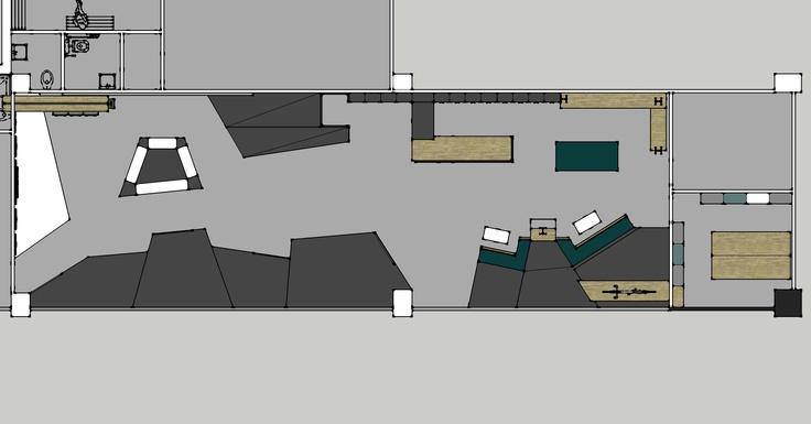 Oltre 25 fantastiche idee su progettazione showroom su for Piani di idee di progettazione seminterrato