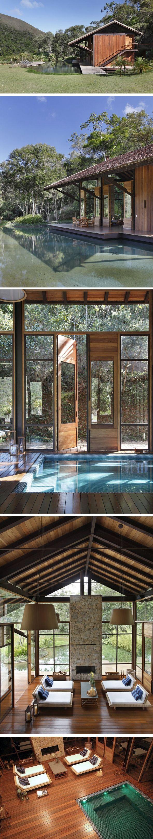 Résidence-Itaipava-Cadas-Arquitetura-2  YESS!!!! tropical tropical