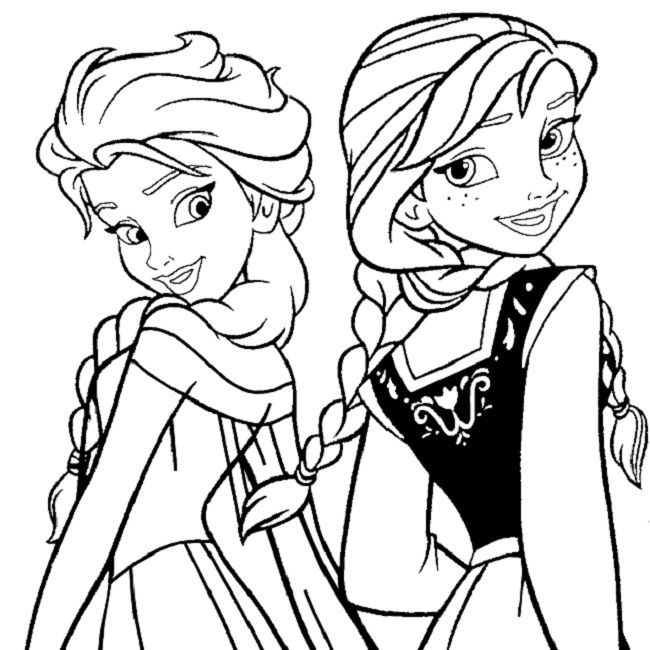 Frozen Coloring Sheets To Print Out Free Online Printable Pages For Kids Get The Latest Images