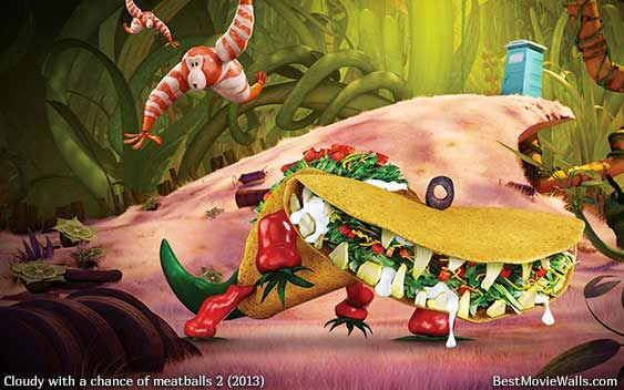 10 Curated Cloudy With A Chance Of Meatballs 2 Ideas By