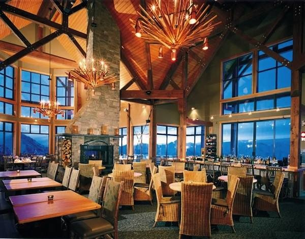 Kicking Horse Restaurant at Canmore. #travel, #canada