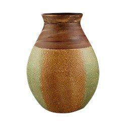 Seramik Vazo Koyu Kahverengi Ürün Adı : Seramik Vazo Koyu Kahverengi Ürün Açıklaması : Malzeme:Seramik En: 8 Cm Boy: 20,5 Cm Yükseklik: 25 CM