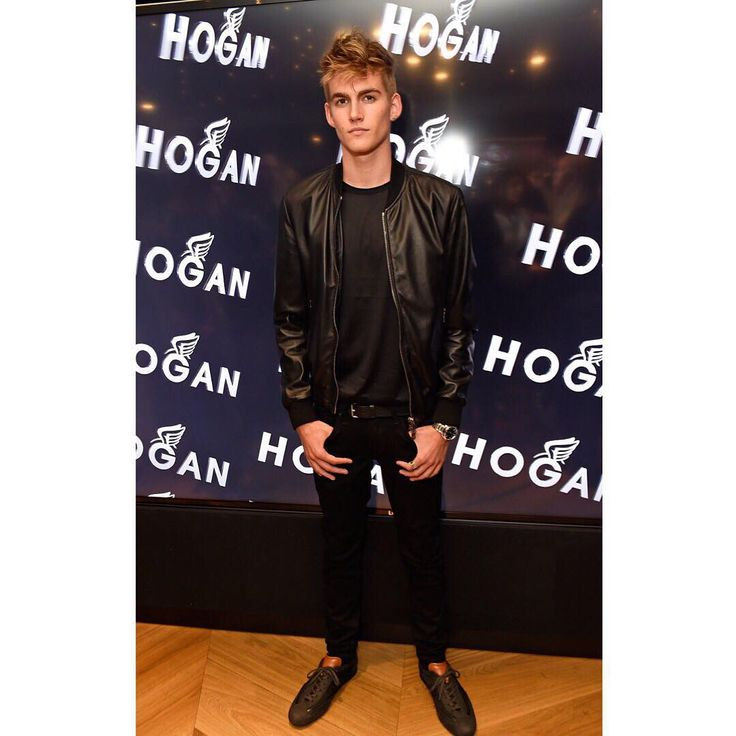 The stylish @presleygerber wearing #ASTONMARTINxHOGAN limited edition Olympia #sneakers at #LFW event